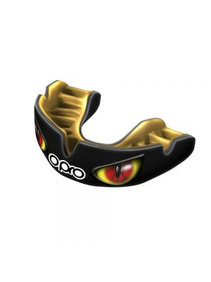 Opro Power-Fit Aggression Eyes Adult mouthguard
