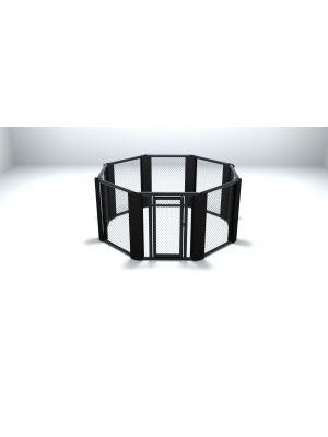 Dojo Octagonal Floor MMA cage