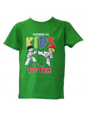 Top Ten ITF TKD T-Shirt