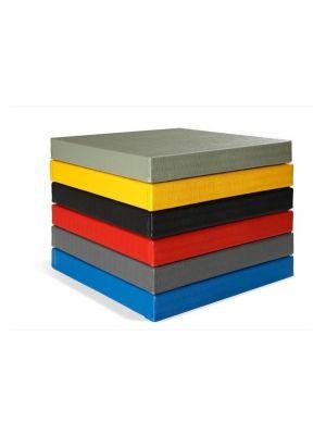 Fuji Tatami Series 230 judo matt - roheline 100x100x4cm