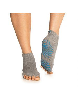 Gaiam Носки для йоги без пальцев