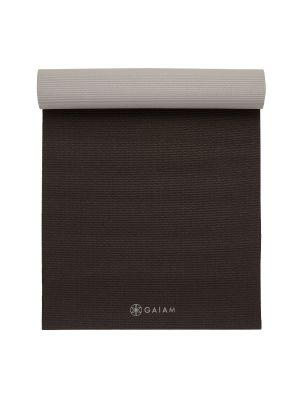 Gaiam 2-Color Granite Storm Yoga Mat
