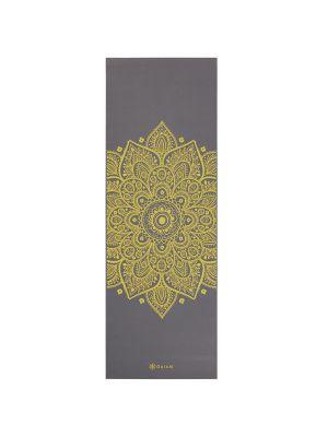 Gaiam Citron Sundial Premium Yoga Mat