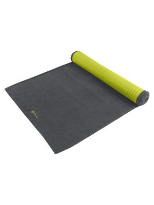 Gaiam Grippy Yoga Towel Citron