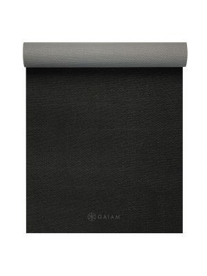 Gaiam 2-Color Granite Storm 4mm yoga mat