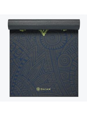 Gaiam Sundial Layer yoga mat