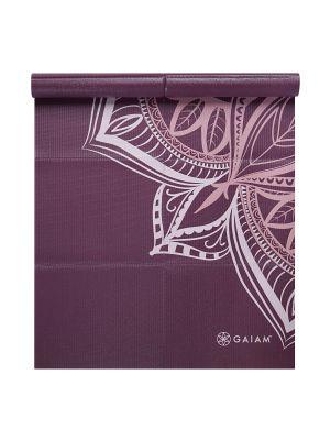 Gaiam Cranberry Point Foldable Yoga Mat