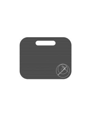 Dojo Trendy Sitzkissen/Cushion - Black 35x30x1.5cm
