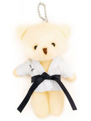 Hayashi Small Budobear stuffed animal