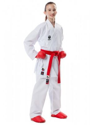 Tokaido Kumite Master Junior WKF approved Karate uniform