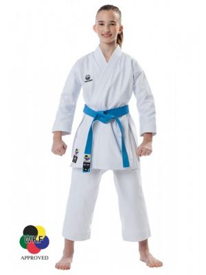 Tokaido Kata Master Junior WKF Approved Karate Uniform