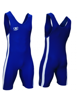 Berkner Fighter V4 wrestling singlet