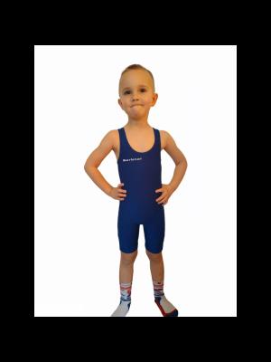 Berkner Kids wrestling singlet