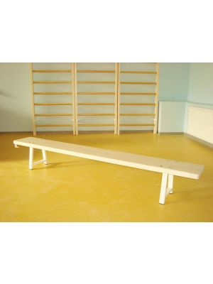Dojo gymnastics bench