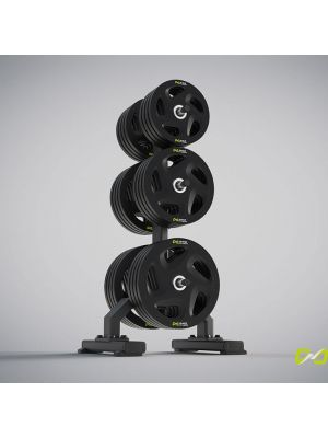 DHZ Fitness Rubber weight disc