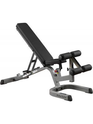 Body Solid Heavy Duty Flat Incline Decline Bench GFID71 тренировочная скамья