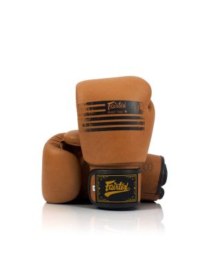 Fairtex BGV21 Leather Boxing Gloves
