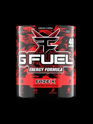 G Fuel Energy Drink - FaZe X Tub