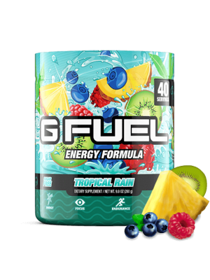 G Fuel Energy Drink - Tropical Rain Tub