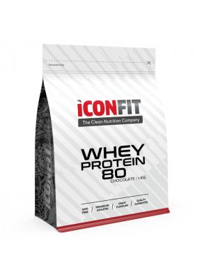 Iconfit Whey Protein 80 1kg Vanilla