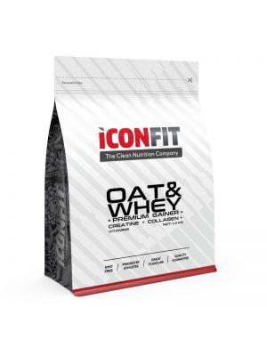Iconfit OAT & WHEY Progainer 1,4кг Шоколад
