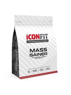 Iconfit MASSgainer 1,5кг Клубника