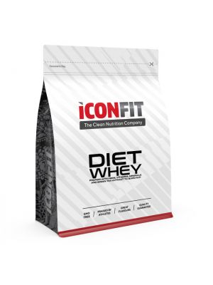 Iconfit Diet WHEY Protein - Strawberry 1kg