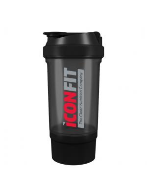 Iconfit Shaker 500 мл, из двух частей