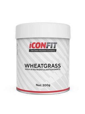 Iconfit Wheatgrass Powder 200g