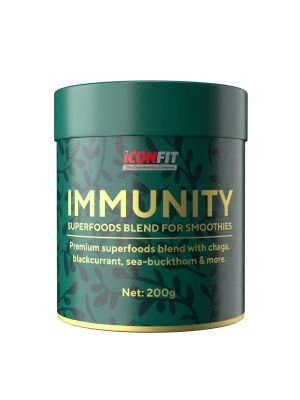 Iconfit Immunity Superfoods - For smoothies, 200g