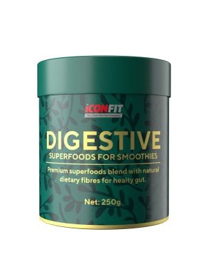 Iconfit Digestive Superfoods - For smoothies 250g