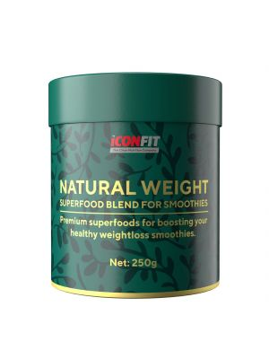Iconfit Natural Weight - с ягодами, для смузи 250г