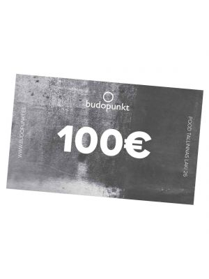 100€ Budopunkt Подарочная карта