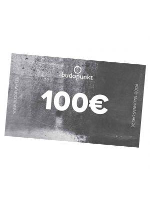 100€ Budopunkt Gift Card