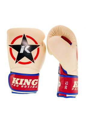 King Pro Vintage Boxing Gloves