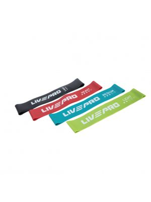 Livepro Resistance Loop Band Set