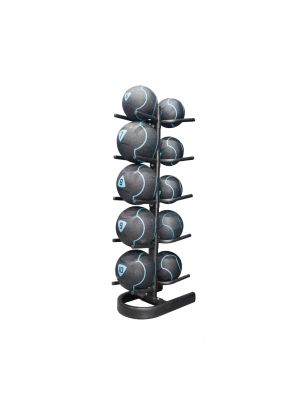 Liveup medicine ball rack pro