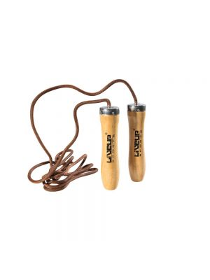 Liveup Leather Jump Rope