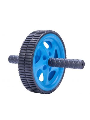 Liveup Two Disc Ab Training Exercise Wheel