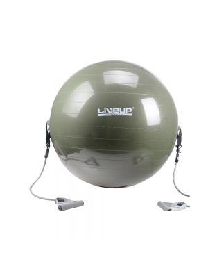 Liveup Anti-Burst Resistance Tube Handles Гимнастический мяч