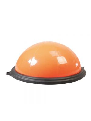 Liveup Orange Bosu Gym Ball