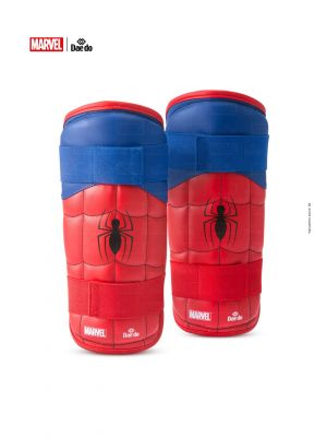 Daedo Spiderman Shin Guards