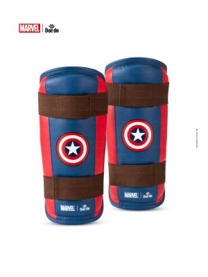 Daedo Captain America Shin Guards
