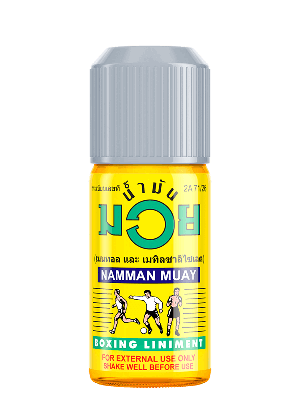 Namman Muay boxing oil