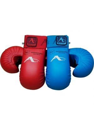 Arawaza WKF Approved karate gloves