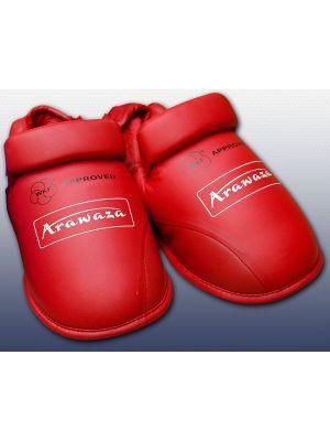 Arawaza WKF approved протекторы для ног