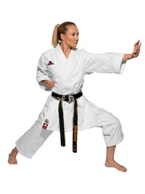Hayashi Tenno Yama Elite Wkf Approved Karate Uniform