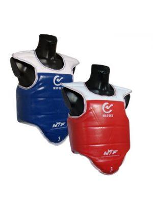 Taekwondo Chestguard,  Size Xs