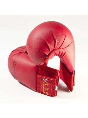 Hayashi Wkf Approved 2015 Karate Mitts