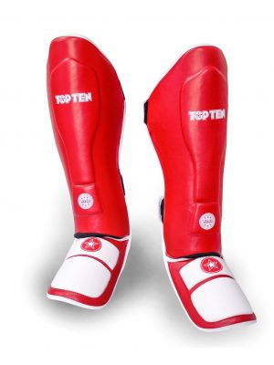 Top Ten WAKO Shin-n-Step Guards